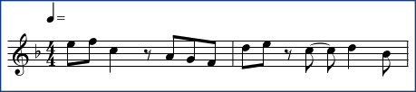 作曲の課題(第8回)